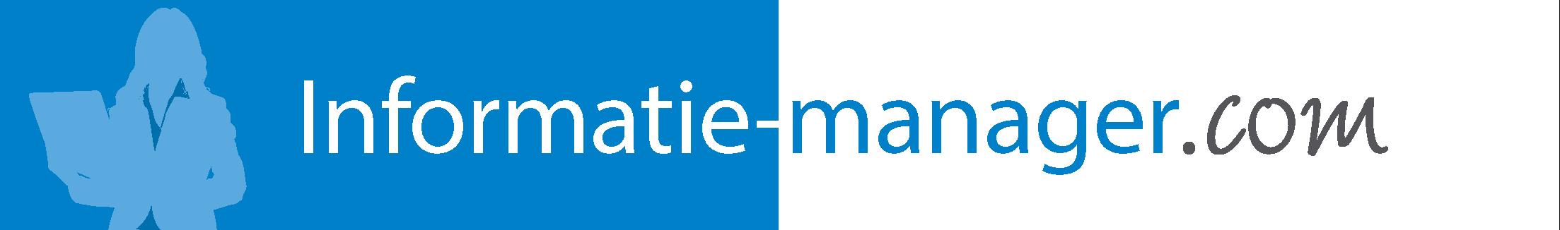 Informatie-manager.com logo