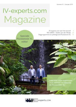 IV experts Magazine - Editie 1