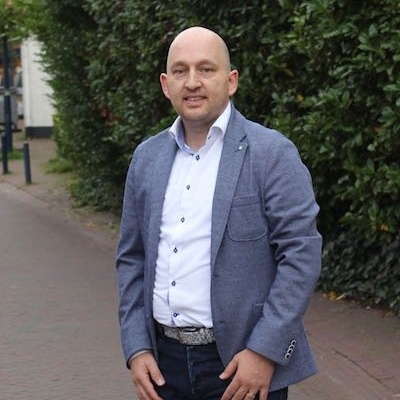 Martijn Buurman, Directeur IV-Experts.com
