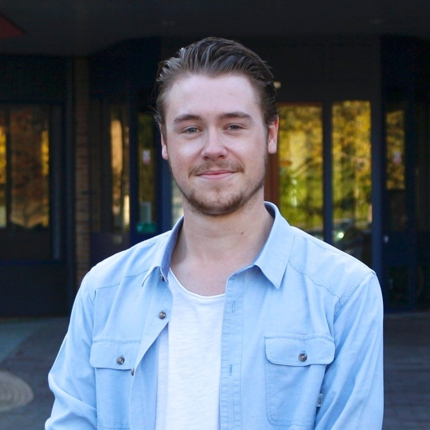 Jeroen Hardeman, stagiair marketing